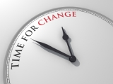 Change Is Constant, Even When You Don't BelieveIt!