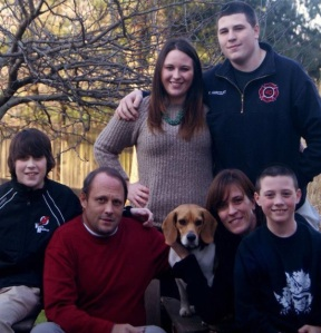 Harcourt Family